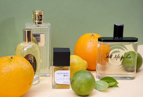 So fresh, the citrus theme:...