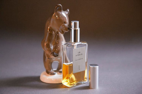 Or du Sérail - Naomi Goodsir - Bloom Perfumery