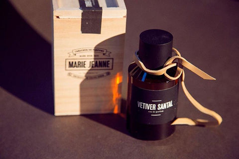 Vetiver Santal - Marie Jeanne - Bloom Perfumery