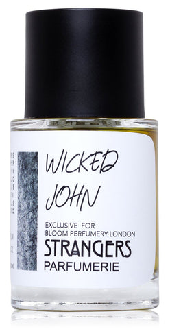 Wicked John - Strangers Parfumerie - Bloom Perfumery