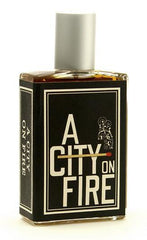 A City on Fire - Bloom Perfumery London