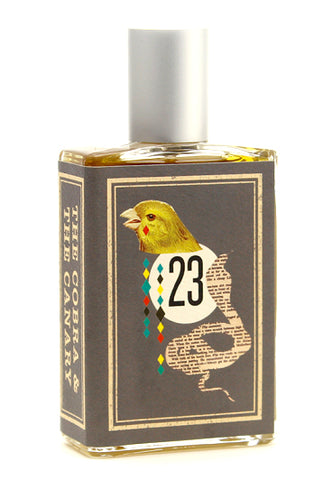 The Cobra and the Canary - Imaginary Authors - Bloom Perfumery