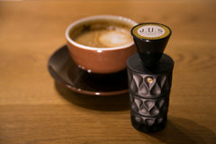 Coffee aroma in perfumes pack - Bloom Perfumery London
