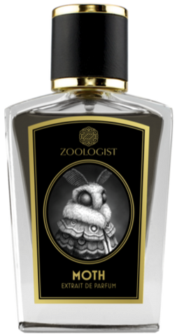 Moth - Zoologist - Bloom Perfumery