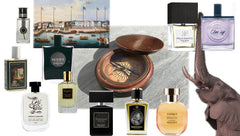 Around the World in 10 Raw Materials - Bloom Perfumery London