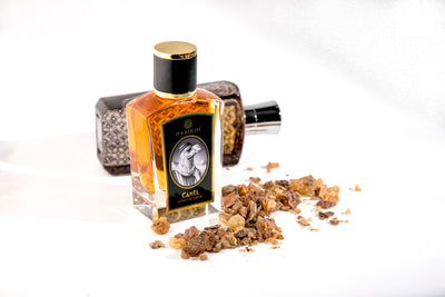 Sacred Resins: Frankincense and Myrrh - Bloom Sample Packs - Bloom Perfumery