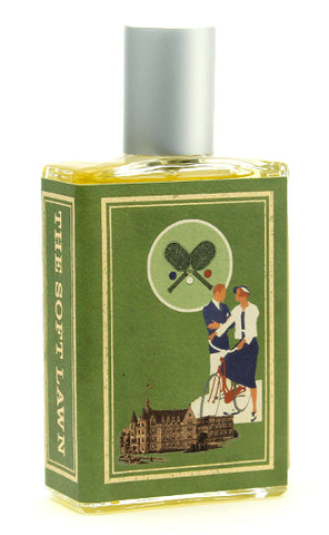 The Soft Lawn (Discontinued) - Imaginary Authors - Bloom Perfumery