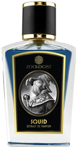 Squid - Zoologist - Bloom Perfumery