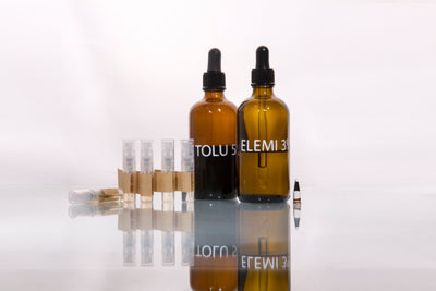 Rare resins: Peru, tolu and elemi - Bloom Sample Packs - Bloom Perfumery