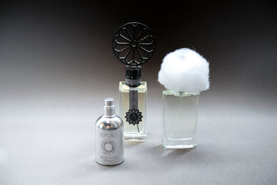 Fog and Petrichor scents - Bloom Sample Packs - Bloom Perfumery