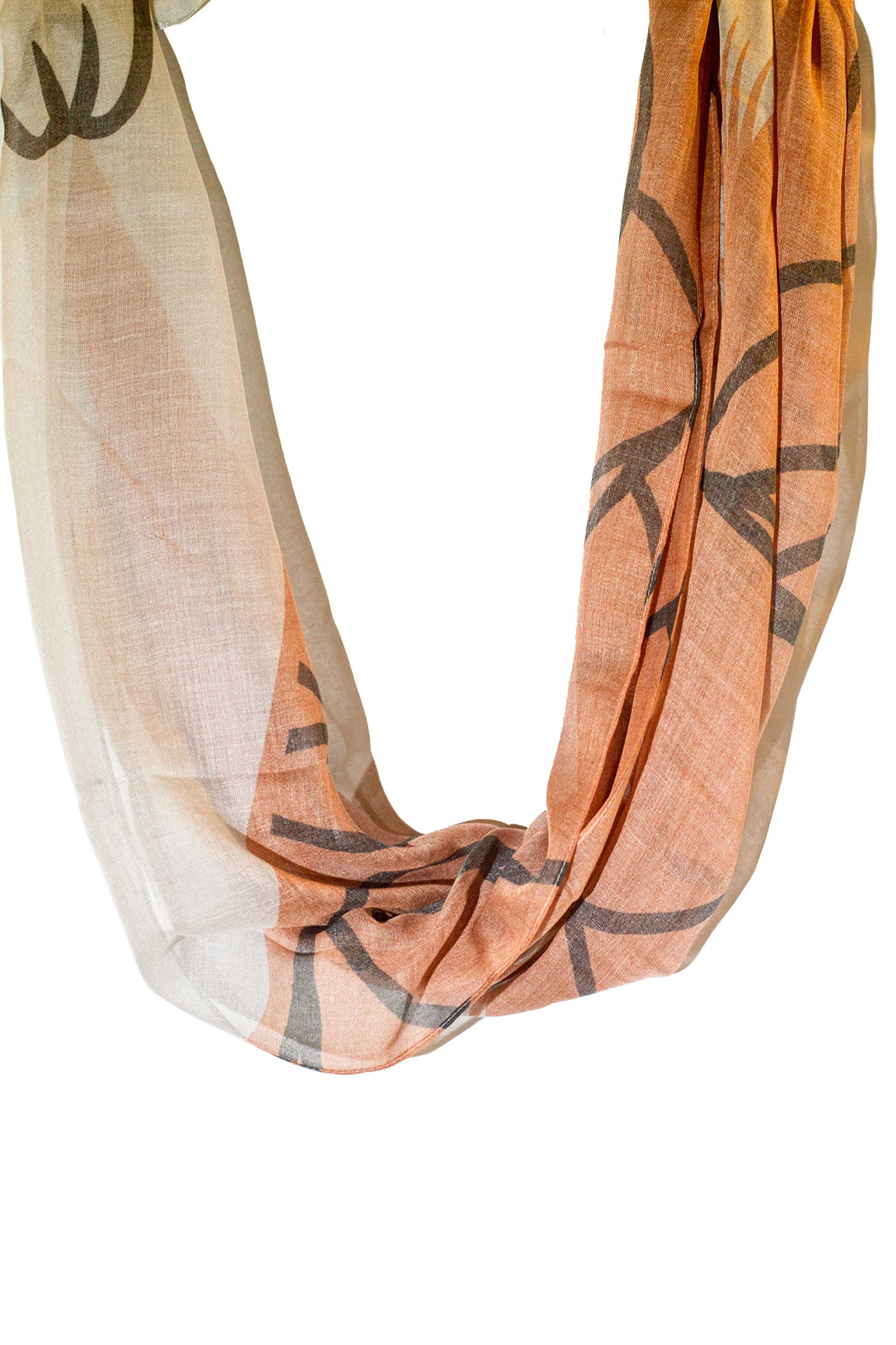 Naupaka Earth Women's Scarf