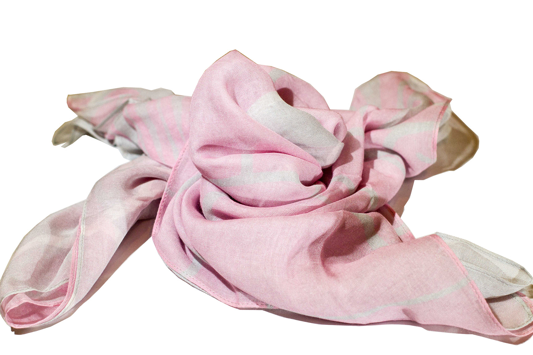 'Ohi'a Pink/Grey Women's Scarf