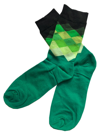 Beach Glass Socks