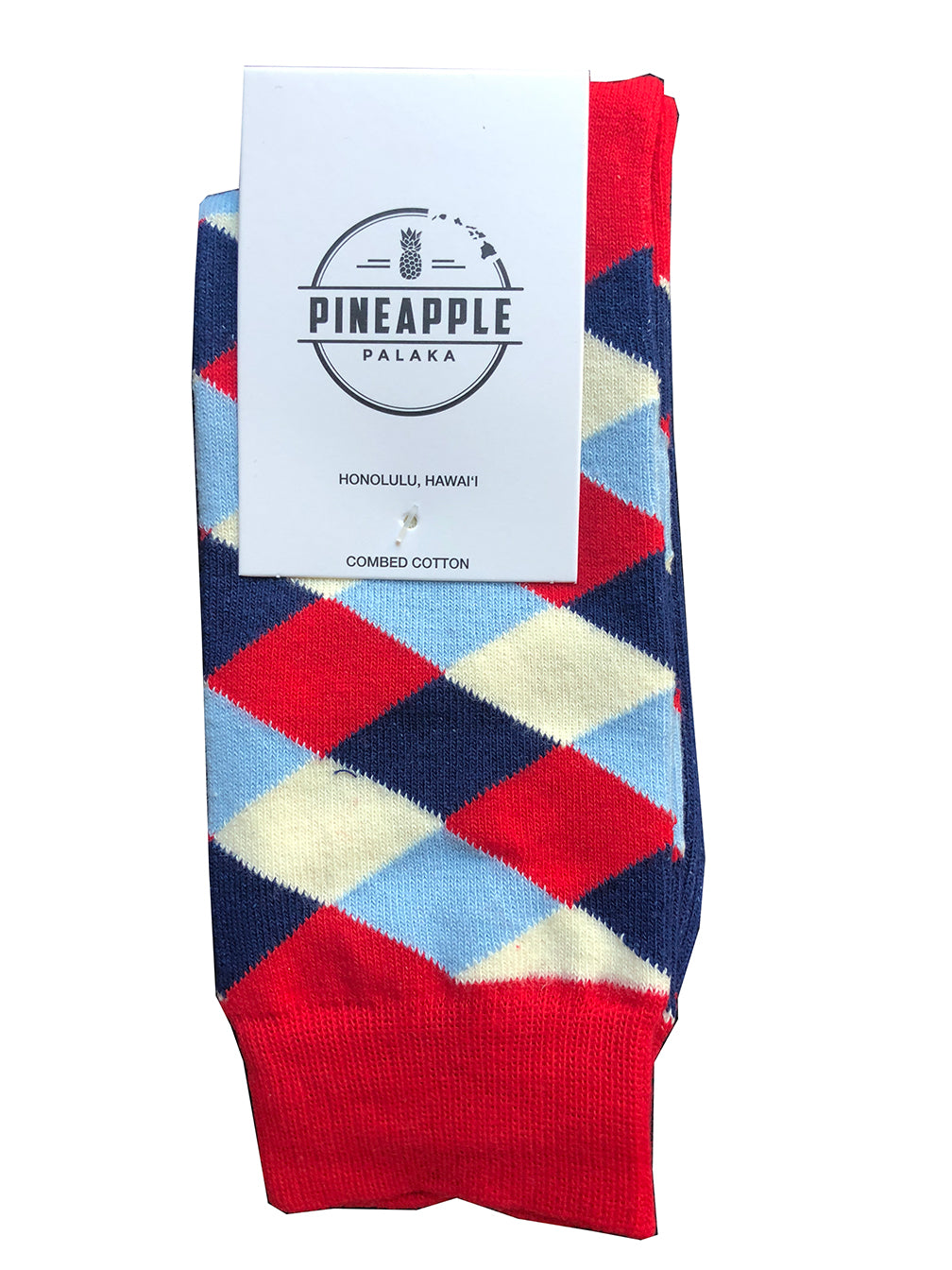 Hawaiian Flag Socks