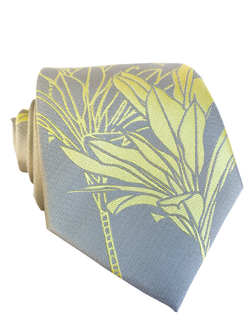 Bird of Paradise Light Modern Necktie