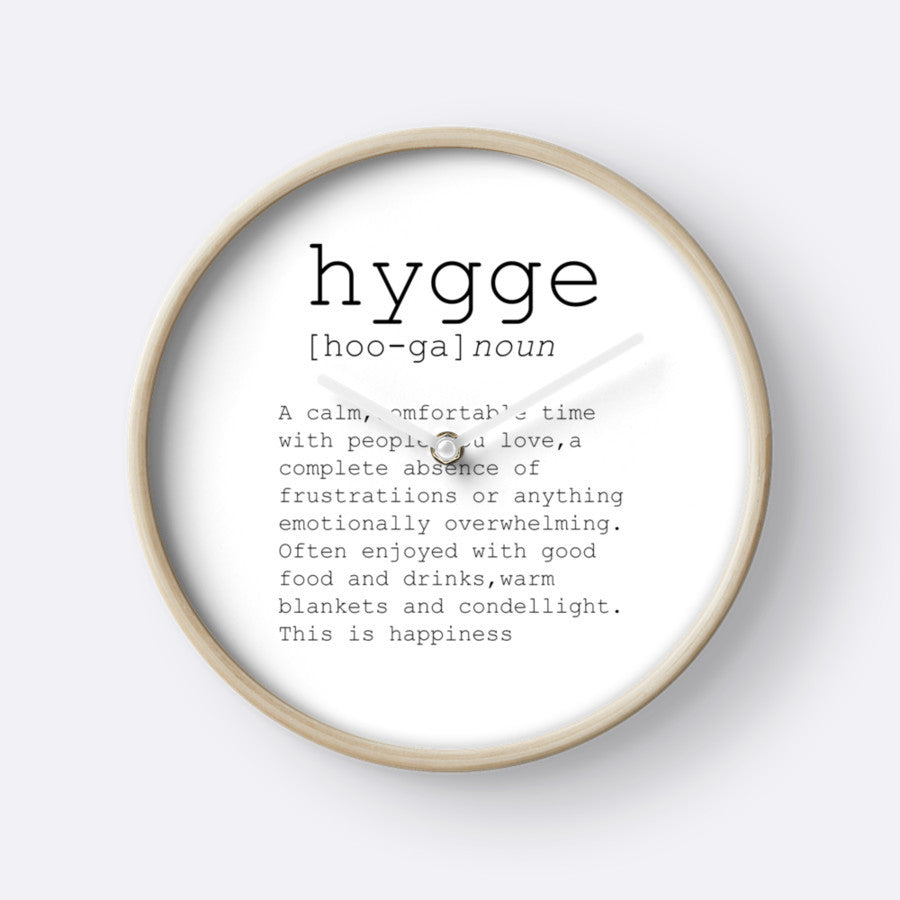 HYGGE... WHAT THE H.... ?!?