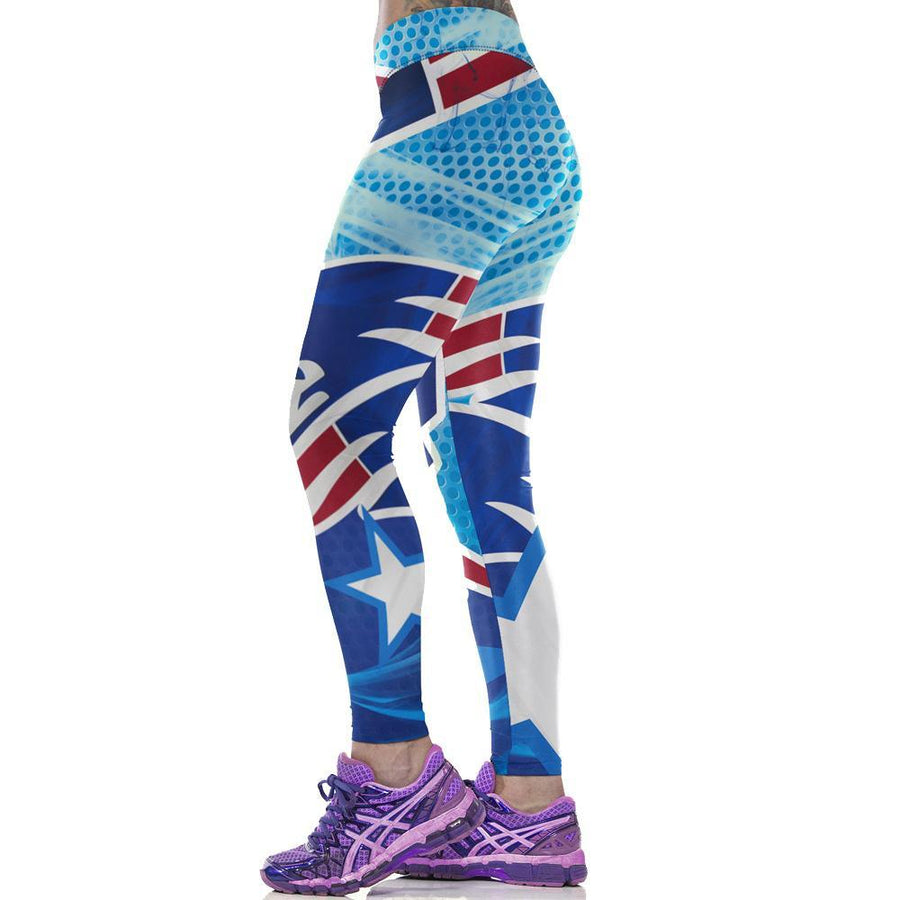 American Soldier Sport Leggings