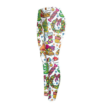 Decorations Holiday Leggings