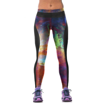 Galaxy Fitness Leggings