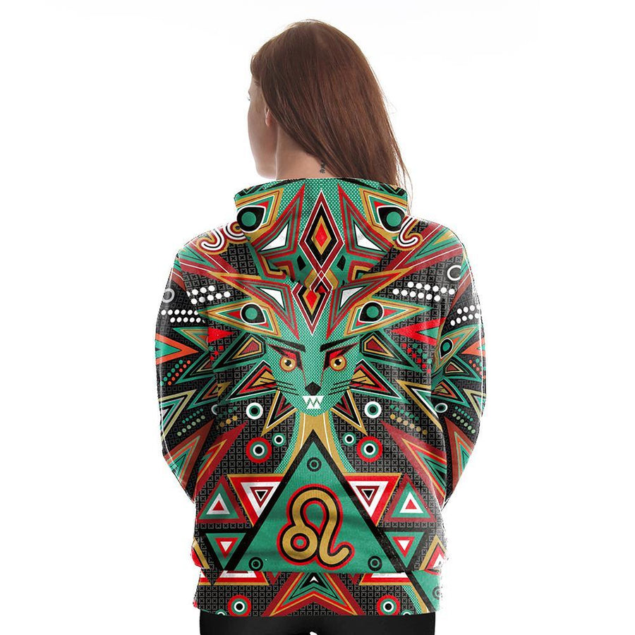 Hiphop Abstract Hoodie