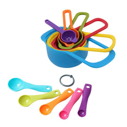 Measuring Cups and Spoons (Set of 11)