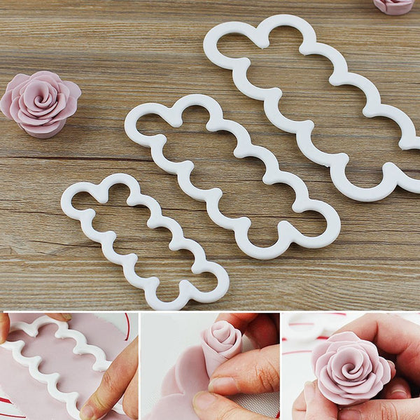 Rose Cutter (Set of 3)