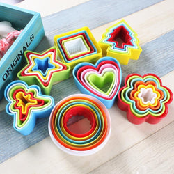 Cookie Cutters (Set of 5)