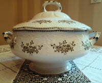 Soup tureen Richelieu