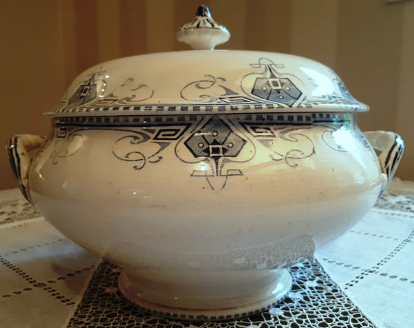 Soup tureen Germaine