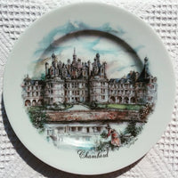 Chambord decorative plate