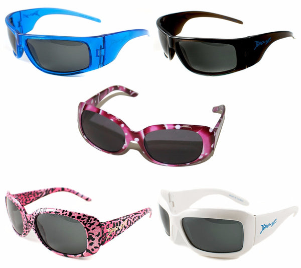 Banz See No Glare Sunglasses Junior Banz Wrap