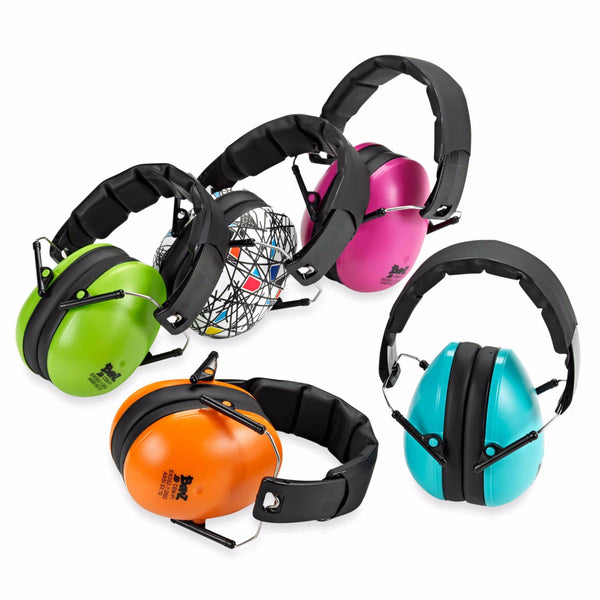 Banz Hear No Blare Kids Earmuffs