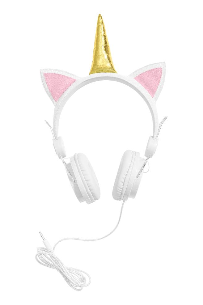 Unicorn Headphones White