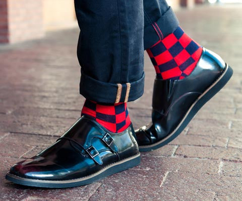 Wear Daring Socks, It Makes You Rebellious