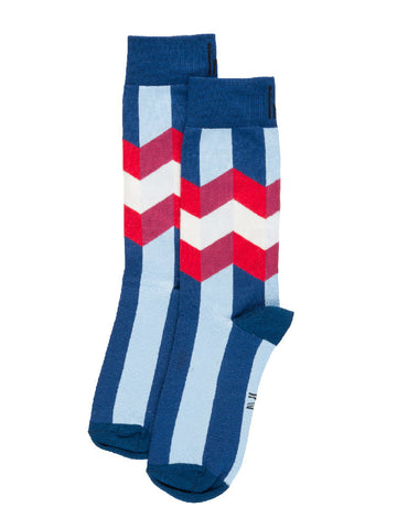 Accordion Sock (Men)