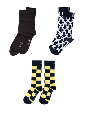 Posh Sock Bundle (Size 4-7)