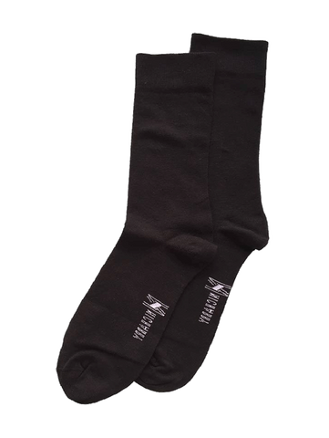 Black Bamboo Sock Subscription