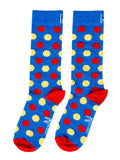 Crazy Polka Sock (Men)