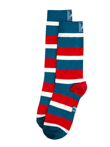 Jolly Stripe Sock (Women)
