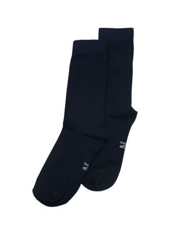 Navy Blue Bamboo Sock Subscription