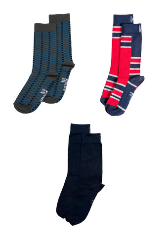 Navy Blue Bundle (Mens)