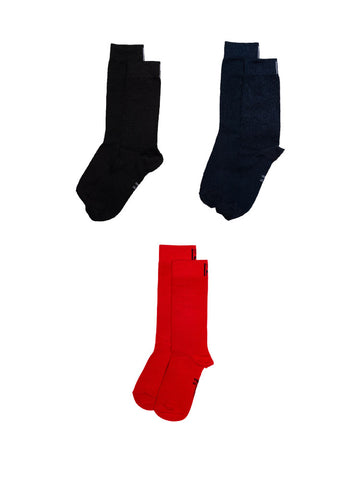 Plain Sock Bundle (Size 4-7)
