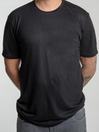 Black Bamboo T-Shirt