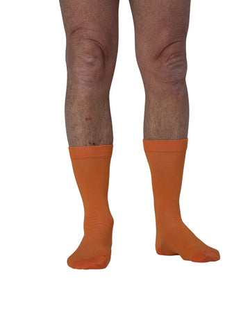 Orange Sock (Men)