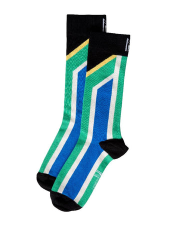 South African Flag Sock (4-7)