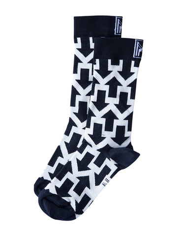 Up Down Arrow Sock (4-7)