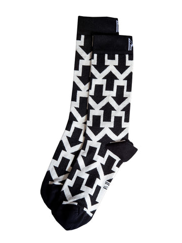 Up Down Arrow Sock (8-11)