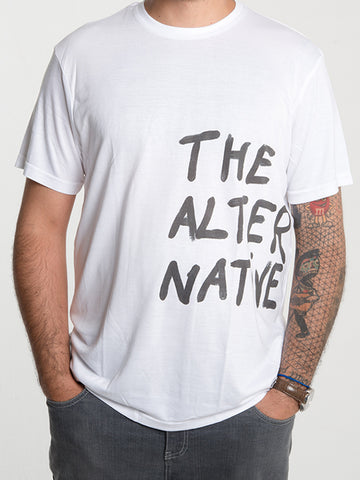 Alternative White T-Shirt