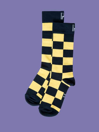 Checkbox Sock (8-11)