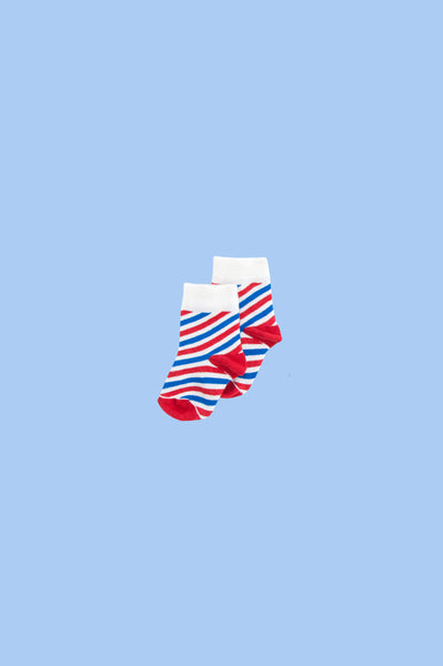 The Baby Barbershop Sock